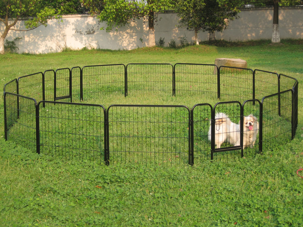 How To Build A Temporary Dog Fence Plans And Ideas Smart Deco