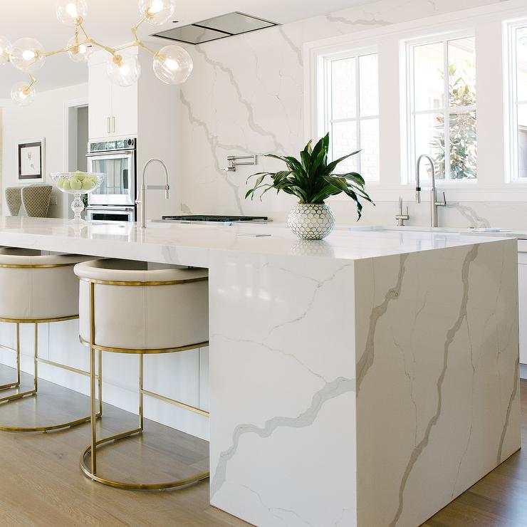 Home Decor Trend Pewter Countertops: Kitchen Countertops: Trends In 2019